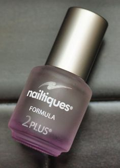 3 Products Under $10 That Saved My Nails. Nailtiques Formula 2 Plus.