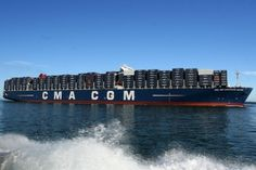CMA CGM, Cosco, Evergreen and OOCL unveil Ocean Alliance agreement
