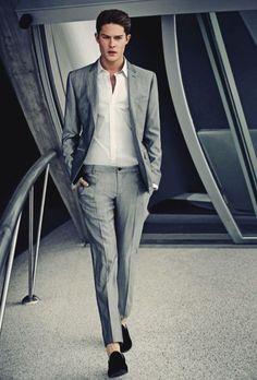 crisp // #style #suit