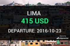 Flight from Minnepolis to Lima by Avia #travel #ticket #flight #deals   BOOK NOW >>>
