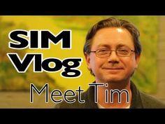 Meet our Web Wizard Tim.