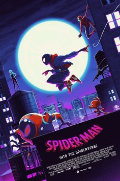 SpiderMan Into The Spider Verse Cool Art, HD Superheroes Wallpapers Photos and Pictures All Spiderman, Spiderman Kunst, Spider Gwen, Marvel Art, Marvel Movies, Comics Anime, Marvel Universe, Miles Morales Spiderman, Avengers Poster