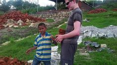 Volunteer Nepal Kathmandu Review Charles Knotts Construction Program https://www.abroaderview.org