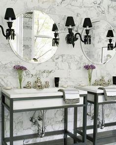 Love this bathroom