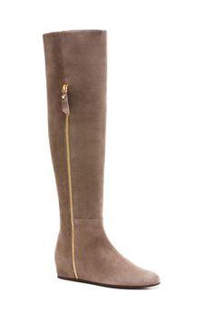 Elf knee-high boots