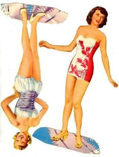 Antique paper dolls and paper toys to make - Joyce hamillrawcliffe - Picasa Web Albums by margret