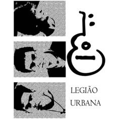 Estampa para camiseta Legião Urbana 000339