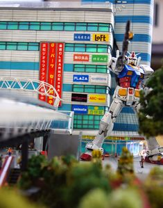 GUNDAM GUY: RX-78-2 Gundam - Diorama Build