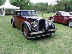 1934 Voisin C27 Aerosport.