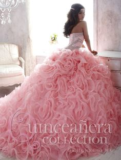 Quinceanera Dress #26801 - Quinceanera Mall