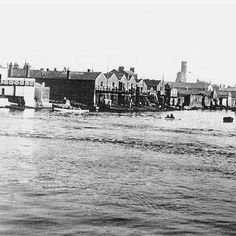 Ringsend from the point 1910