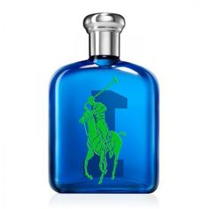 Ralph Lauren Big Pony Blue  #Fragancia #Perfume #Polo #Hombre #Estilo #Moda #Sears