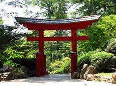 The Japanese Garden at Birmingham Botanical Gardens