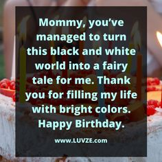 Do you want to say 'Happy Birthday Mom' in a cute and meaningful way? Check out these sweet 110 birthday wishes and messages for your mom. Happy Birthday Wishes Quotes, Happy Birthday Mom, Stencils, Motivational Quotes, Messages, Inspiration, Biblical Inspiration, Happy Birthday Captions, Motivating Quotes