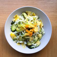 New post is now up! Courgette, mint, halloumi and lemon pasta, link is in my bio!