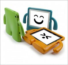 Speck iGuy iPad case. Great & sturdy for the little ones!