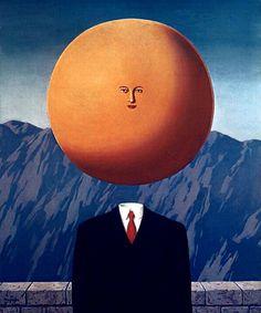 Magritte. I just love him!