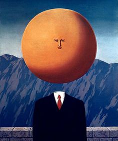 Magritte. I just love him!