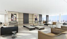 11.spacious modern apartment residence