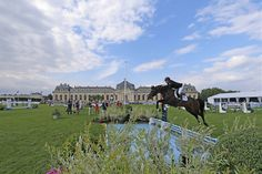 Chantilly 2014 Gallery - LONGINES GLOBAL CHAMPIONS TOUR. Rolf-Göran Bengtsson on Casall Ask