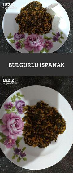 Bulgurlu Ispanak