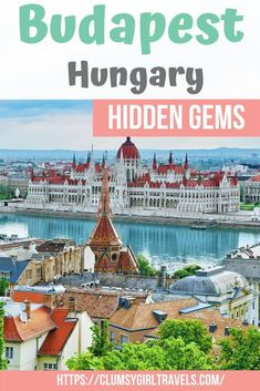 Budapest is a stunning city that should be top of your list. Get 23 things to do in Budapest, and itineraries, and info about the city. Budapest Travel Guide, Europe Travel Guide, Travel Destinations, Budapest Things To Do In, Hungary Travel, Plan Your Trip, European Travel, Hostel, Travel Inspiration