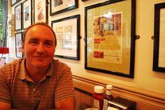 Princess Diana Memorial - Cafe Diana Coffee Shop in London Kensington