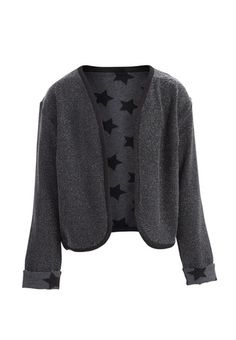 Cool silver and black party jacket.  Danish designed Fashion for kids. Found at www.DanishDesignKids.com