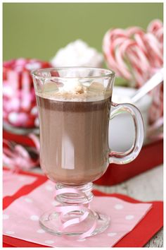 hot chocolate recipe with semi sweet chocolate chips