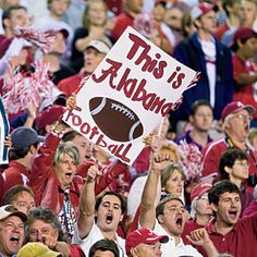 6 Fun Facts Every Bama Fan Should Know:   Find out the story behind the elephant mascot, why legend Bear Bryant returned to Alabama, and more fun facts about your favorite team—Roll Tide!