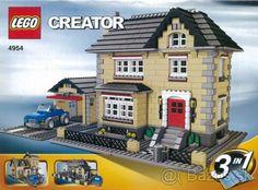 LEGO Creator 4954,5771,31010,31012,31026,31038 - 1