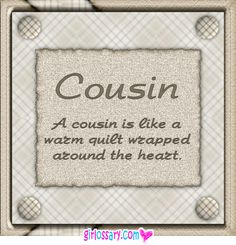 I am so lucky to have the best cousin in the world. We think of one another as sisters, bff's. You know Lauren. Words can't describe our craziness. I love you hoe! New Quotes, Family Quotes, Happy Quotes, Life Quotes, Inspirational Quotes, Qoutes, Funny Quotes, Quotable Quotes, Motivational Quotes