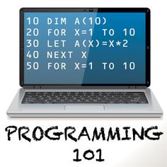 The Basics Of Computer Programming 101 – Variables And DataTypes. Life was so simple then. learn BASIC, and everyone thought you were a genius! Computer Programming Languages, Basic Programming, Object Oriented Programming, Python Programming, Computer Basics, Computer Coding, Computer Technology, Energy Technology, Technology Gadgets