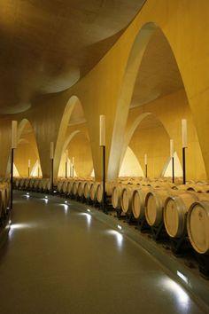 Bodega Antion (Rioja, Spain) #wine #architecture