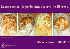 Todos os tamanhos | La arto estas eksperimenta ekzerco de libereco. Mário Pedrosa, 1900-1981 | Flickr – Compartilhamento de fotos!
