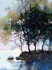 zl feng watercolors - Google Search