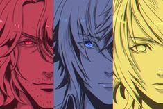 FFXV Noctis Final Fantasy, Final Fantasy 3, Fantasy Series, Fantasy Art, Cg Artwork, Original Artwork, Noctis And Luna, Game Art, Art Drawings