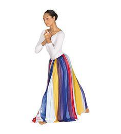 39808 Adult Streamer Skirt Elastic Waist $19.50