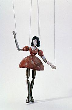 "Otto Morach ""La boite a joujoux: la Poupee avec la rose"" 1918"