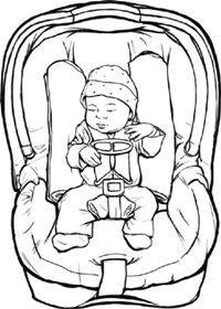 Article - Car Seats: Information for Families for 2012 - from the American Academy of Pediatrics.
