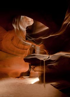 Antelope Canyon by Chris Carter on 500px