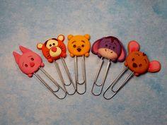 Disney Tsum Tsum Winnie the Pooh & Friends polymer clay