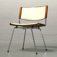 Located using retrostart.com > 150 Dinner Chair by Nanna Ditzel for Kolds Savverk