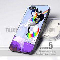 Batman Riding Robot Unicorn iPhone 5,5s,5c leave a message