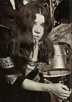 Janis Joplin, 1967      Photo : Jim Marshall