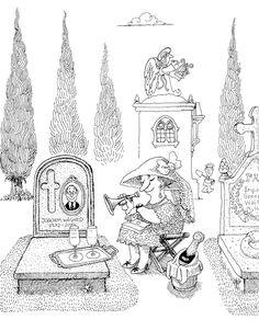 Octogenario en plena forma | Revista Replicante Lucky Luke, Humor Grafico, Fun Comics, Amazing Adventures, Ghibli, Cartoon Art, Vignettes, Comic Art, Memes