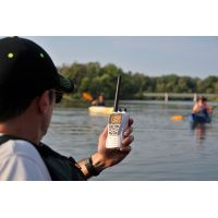 Brighten up boating season with the world's only white floating VHF radio, exclusively from Cobra.  https://www.cobra.com/products/handheld/mr-hh350w-flt