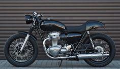 Kawasaki W800 - Cafe Racer