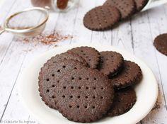 Biscuiti Vegani cu Cacao si Faina de Quinoa (fara zahar, fara faina alba, fara unt) - Powered by @ultimaterecipe