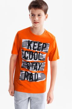 Camiseta de manga corta - Algodón orgánico | C&A